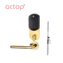 Newest Rfid Electronic Hotel Key Card Door Lock