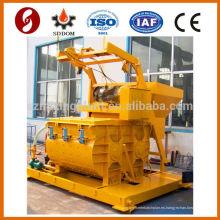JS1500 mezclador concreto avanzado, eje gemelo, 2013popular