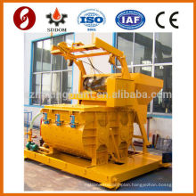 Twin shaft JS1000 concrete mixer price machine mix pump