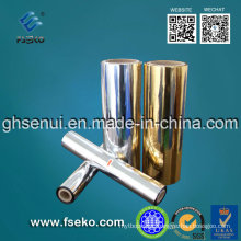 Pet Laminating Metalized Film (24mic) Silver Color