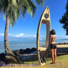 Resort Recreativo Claro / Transparente / Fondo de Vidrio Material de PC Kayak para Playa