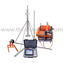 Sistema de detección JJC-1EG para la detección de pila de hormigón de perforación de incrustación de pila de hormigón de pozo