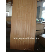 Porte-fenêtre en HDF / HDF Porte-fenêtre en mélamine / Porte-fenêtre en HDF Moudle