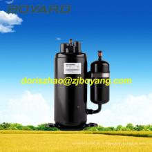 220V 12v aire acondicionado solar con techo de boyang 220v 12v batería montado compresor de aire acondicionado para rv