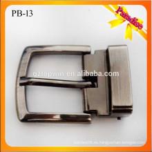 PB13 atractivos de alta calidad hebilla de cinturón hebilla de cinturón hebilla de cinturón hombres hebilla de 30 mm