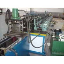 Auto China Perfil de CZ U Máquina de formación de rodillos de Purlin Fabricante Rusia