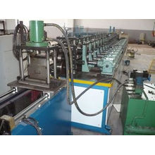 Auto China CZ U Profile Purlin Roll Forming Machine Manufacturer Russia