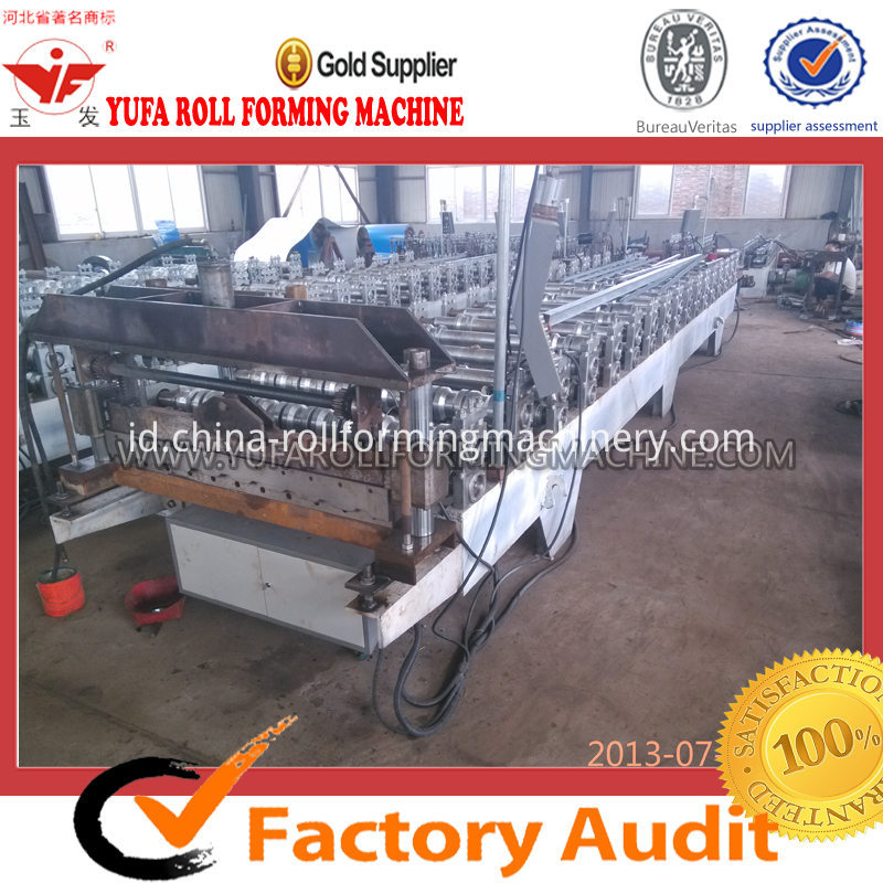c18 color tile roll forming machine