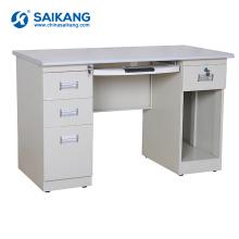 Escritório executivo barato do retângulo SKZ109 que escreve mesas executivas do computador para a venda