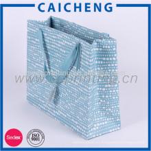 Pequeño proveedor de bolsa promocional de papel de muestra en China