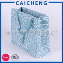 Small quantity free sample paper promotional bag supplier in China
