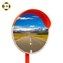 A segurança acrílica do tráfego da estrada do espelho convexo exterior de 12inch expanda a vista