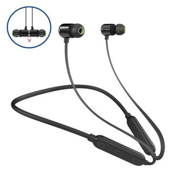Cuffie sportive Bluetooth V4.2 con controllo magnetico On / Off