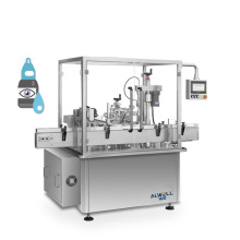 Automatic essential oil filling machine eye drops filling machine bottle filling machine