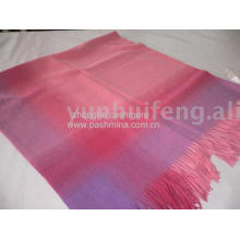 Latest high quality checked scarf/ shawl
