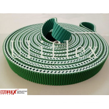 PU Timing Belt At10+Nft+Green Rubber Coating