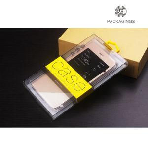 Cell phone case box package