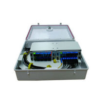 Außenwandmontierte PLC Splitter Faseroptische Verteilerbox
