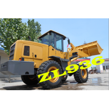 Heavy equipment digging machinery ZL936 wheel loader