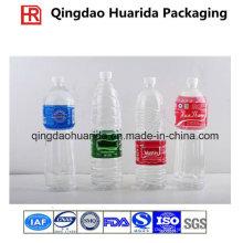 Dauerhafter heißer Verkaufs-PVC-Plastikflaschen-Psychiater-Aufkleber