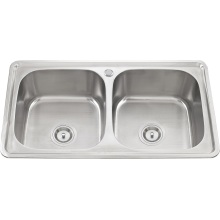 L5712 S. S Welding Double Bowl Sink