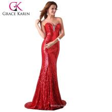 Moda maduras Real Pictures formal formal de vestir trajes de noche CL2531-3