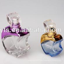 Apfelförmige Parfümflasche