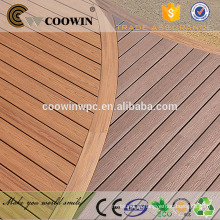 Folha para pavimento em madeira composta de borracha TW-02B