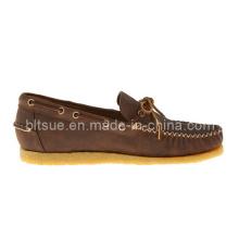 Best Vogue Leather Boat Shoes Men