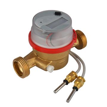 Medidor de calor mecânicos Certificated CE com M-BUS