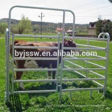Painéis baratos de cerca de cabra galvanizada de aço