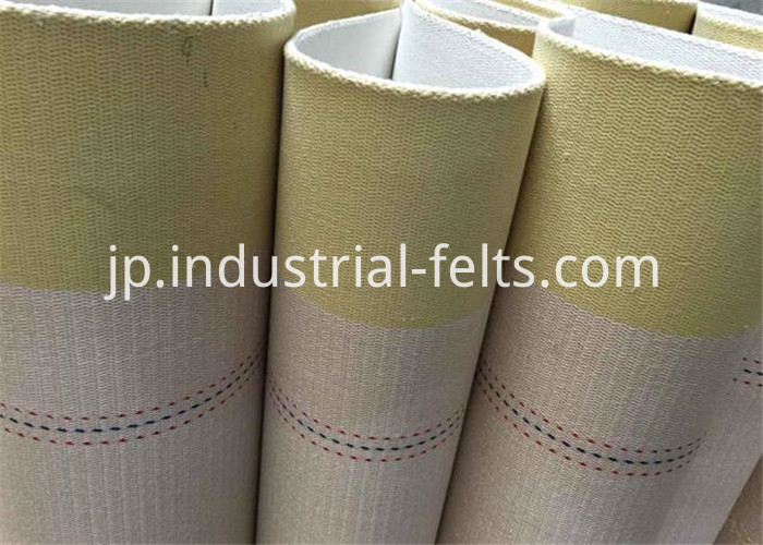 Corrugated Kevlar Edge Belt