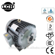 Hydraulic systems electric three single phase 3HP 2.2KW motor