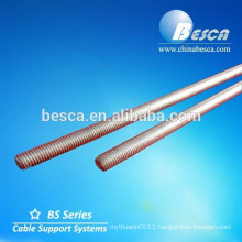Metal High Quality Threaded Rod