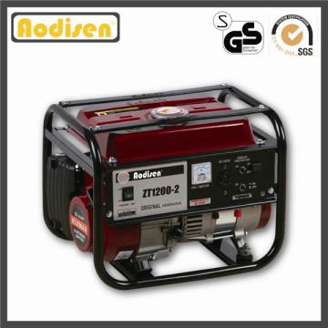 Generador de gasolina de cobre de 1200 vatios