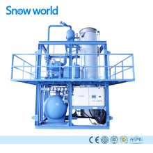 Snow world Factory Price Industrial Tube Ice Machine