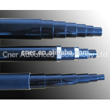CNER brand 3K Carbon Fiber Selfie Stick Carbon Fiber telescopic stick for taking photos