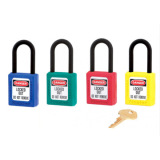 G02 Best quality Plastic Safety Lockout Padlock