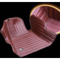 Автомобиль ковер 3D вышивка синтетическая кожа XPE мат