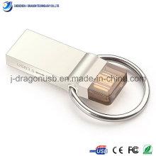 2015 mais novo design OTG USB 3.0 Flash Drive