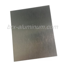 Anodized wiredrawing aluminum sheet