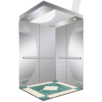 Ascenseur de pièce de machine gravé par miroir de pièce d'Aksen J0355