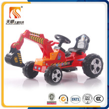 Factory Plastic Baby Electric Excavator Car for Kids for Sale