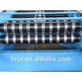 Azulejo de la pared azulejo de la azotea panel de la plataforma que forma la máquina azulejo del piso que hace