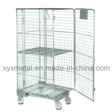 4 Sided Security Roll Container