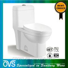 WC américain standard en céramique