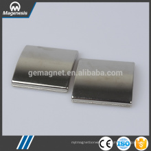 China gold manufacturer latest ceramic ferrite pot magnet