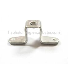 Nuevos productos del fabricante que estampan los soportes de montaje de la forma del u del metal