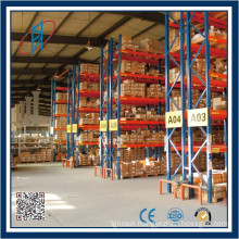 Warehouse pallet storage rack system heavy duty racking