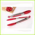 "Resistente ao calor 12"" Silicone churrasco Churrasco Tongs"
